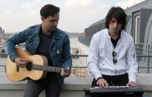 Mirage Club joue Everytime sur les toits de Paris