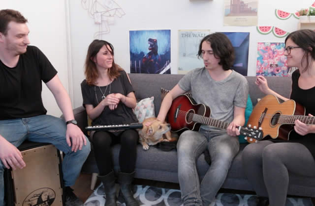 Staircase Paradox chante Anything et c'est beau !