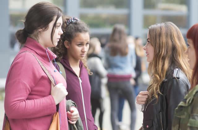 Les années lycée vues par Héloïse Martin & Lou Gala, les actrices de Tamara