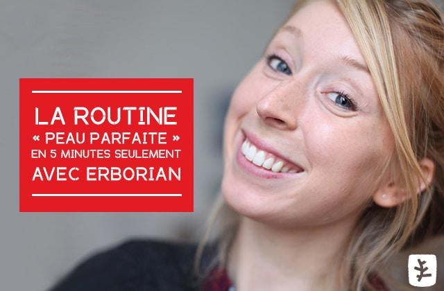 Tuto beauté vidéo — Fraîche et pimpante en 5 minutes avec Erborian