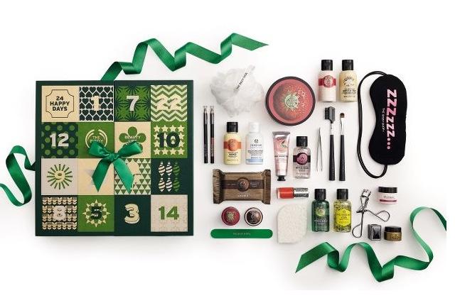 Les calendriers de l'Avent beauté pour Noël 2016 — Sélection shopping