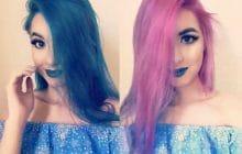 Les cheveux qui changent de couleur, la magie capillaire dégotée sur Reddit