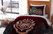 Les draps Harry Potter pour transformer vos chambres en Poudlard