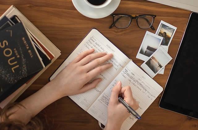 5 bénéfices méconnus de l'écriture, cette saine activité