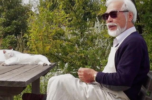 Hayao Miyazaki sort de sa retraite et sauve (un peu) cette année 2016 pourrie