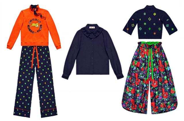 H&M x Kenzo : la collection est ENFIN là !