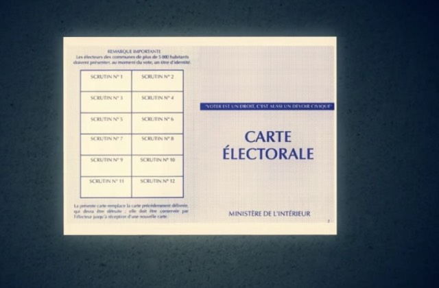 Inscris-toi sur les listes électorales avant le 7 février, c'est important!
