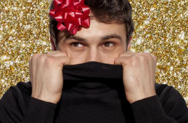 Le pull de Noël «James Franco prenant un selfie»… n'est pas une blague