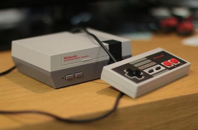 La NES mini, nouvelle amie de ma nostalgie