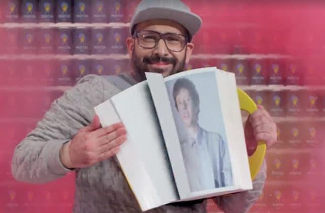 OK Go sort le clip de « The One Moment » et c'est encore une fois prodigieux