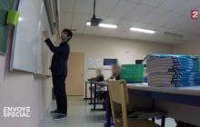 Devenir prof de maths sans être qualifié•e, c'est possible… la preuve sur Envoyé Spécial