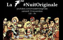 La Nuit Originale #7 est en direct!
