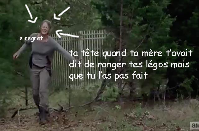 The Walking Dead S07E02 — Lerécap (rigolo)