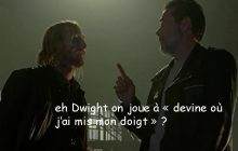 The Walking Dead S07E03 — Le récap (rigolo)