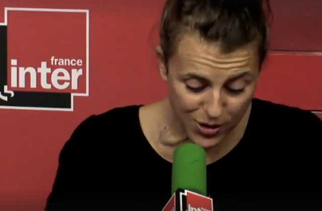 Nicole Ferroni pose des mots sur l'horreur d'Alep