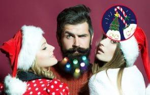 Chope ta guirlande pour barbe, la déco de Noël idéale!