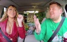 Le Carpool Karaoké fête Noël avec Mariah Carey et des invitées surprise !