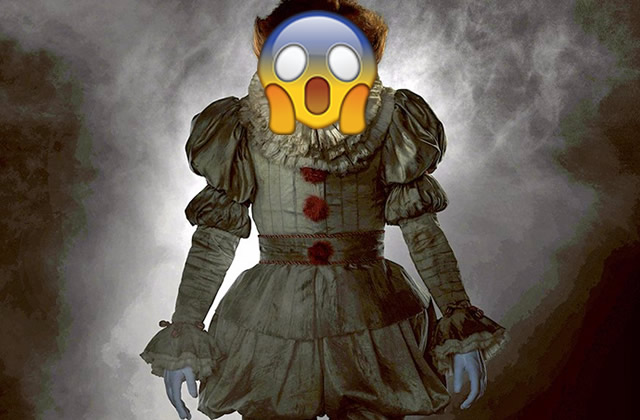 Le clown de «Ça», source de bien des cauchemars, change de look:pour ou contre?