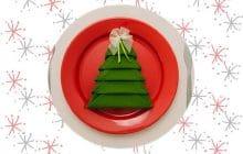 Décore ta table de Noël toi-même grâce à ces idées DIY!