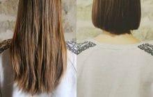 J'ai donné mes cheveux à une association, et vous pouvez le faire aussi!