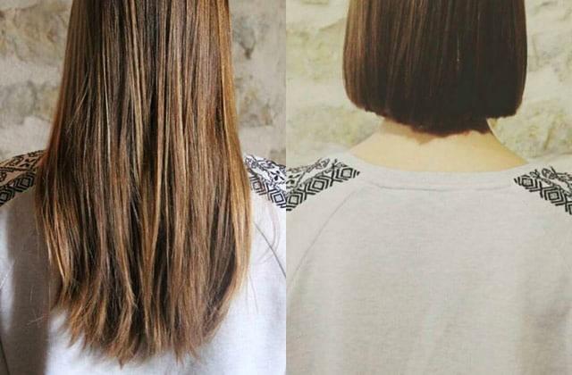 13+ Longueur cheveux don cancer idees en 2021