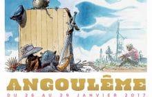 Le Festival International de la BD d'Angoulême dévoile sa sélection 2017!