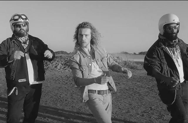 Julien Doré sort le clip de «Sublime & Silence», entre esthétisme et humour