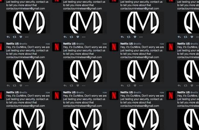 Le compte Twitter de Netflix (US) a été hacké, et ça nous a fait réfléchir
