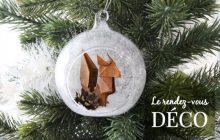Sélection déco pour un sapin de Noël qui claque