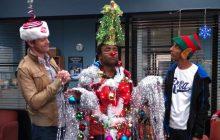 Une bonne aprèm à thème «séries télé de Noël»
