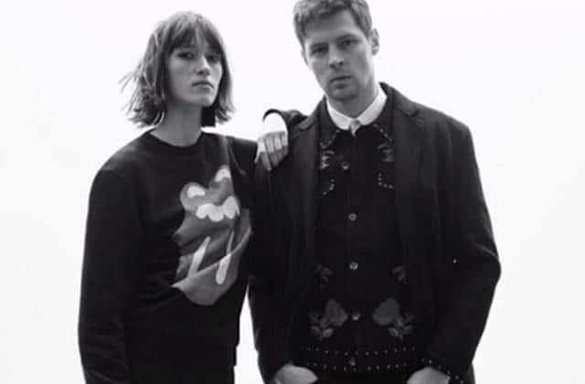 Zara sort une collection capsule pour le nouvel album des Rolling Stones