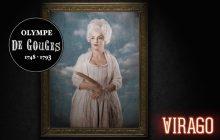 Aude Gogny-Goubert sort sa première vidéo, dédiée à Olympe de Gouges