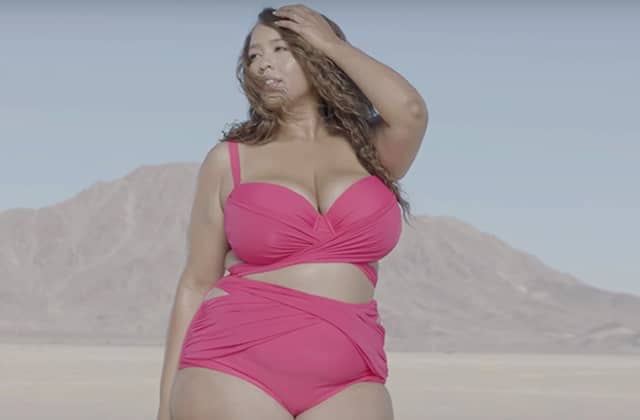 La collection de maillots de bain «grandes tailles» de GabiFresh va te faire tourner la tête