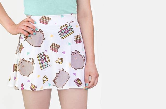 La collection de vêtements Pusheen qui va rendre ton chat vert de jalousie