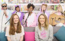 Cover Garden invite Marion Seclin et Sophie Riche à un blind test spécial chansons d'Internet