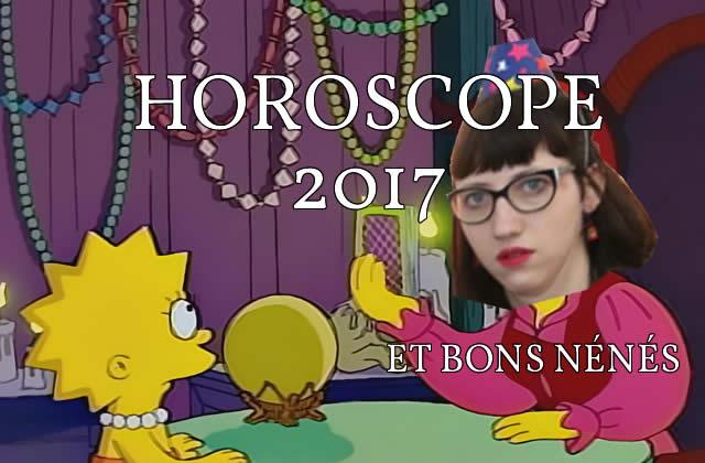L'Horoscope 2017 par Madame Gomar