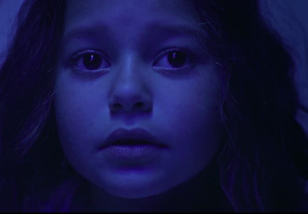 Un film bien trop mignon sur une petite fille qui ne veut plus avoir peur du noir