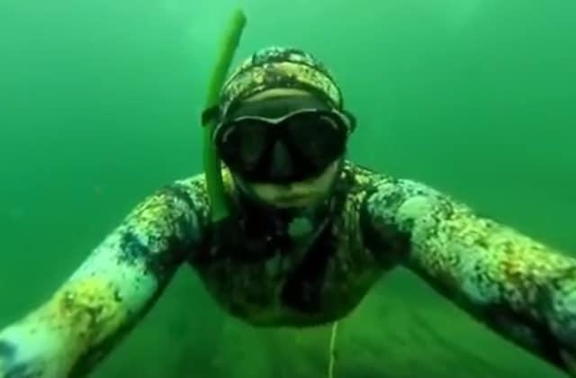 Immergez-vous dans les profondeurs grâce à cette impressionnante vidéo à 360°