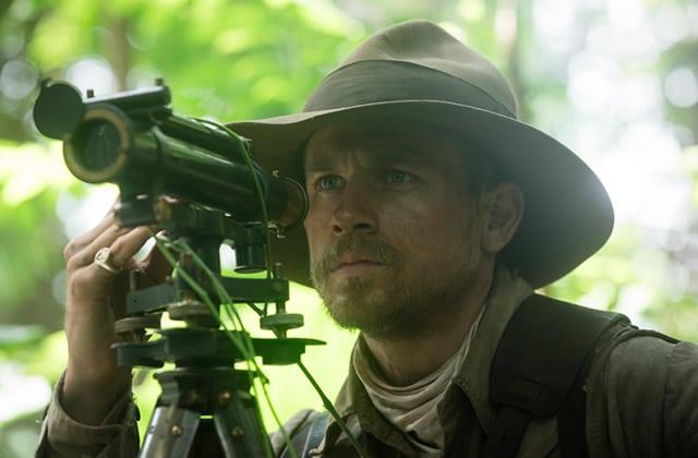 The Lost City of Z vous fait explorer l'Amazonie au début du XXe siècle