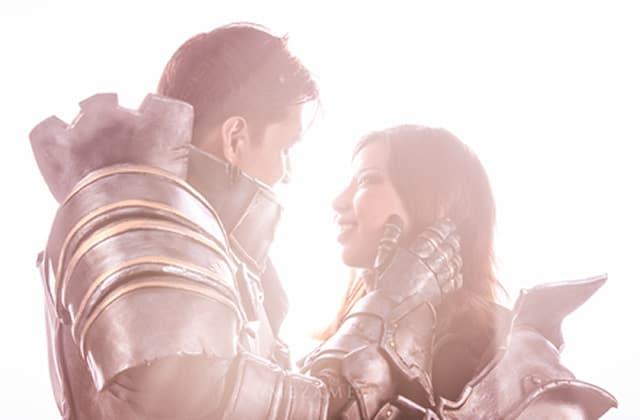 Le mariage à thème Diablo III entre Alvin et Alexis, qui se sont rencontrés… sur Diablo III!