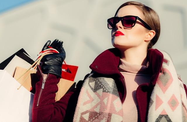Tenue de combat pour soldes d'hiver réussies:à vos baskets, prêtes… partez!