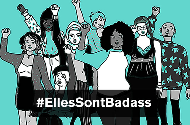 REPLAY du marathon #EllesSontBadass avec Najat Vallaud-Belkacem et plein de guests!