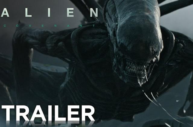 Alien : Covenant a une nouvelle bande-annonce!