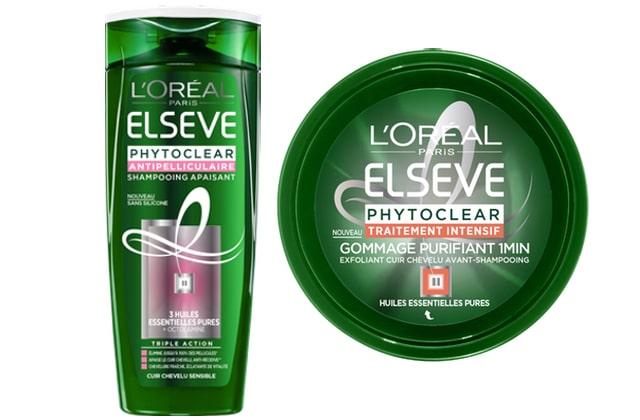 Teste la nouvelle gamme antipelliculaire Phytoclear de L'Oréal Paris!