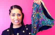 Lilly Singh (Superwoman) lutte contre les règles qui tombent PILE pendant tes vacances
