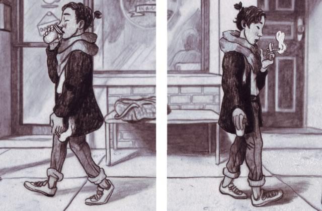 Rencontre avec Julie Maroh, auteure de la bande dessinée Corps Sonores