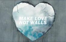 Diesel sort sa campagne de pub qui redonne foi en l'amour, «Make Love, Not Walls»
