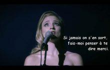 La première chanson de Anastasia la comédie musicale