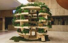 Cultive tes légumes dans un jardin DIY et écolo grâce à Ikea