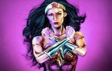 Kay Pikes, l'artiste qui conjugue magie du body painting et univers des comics